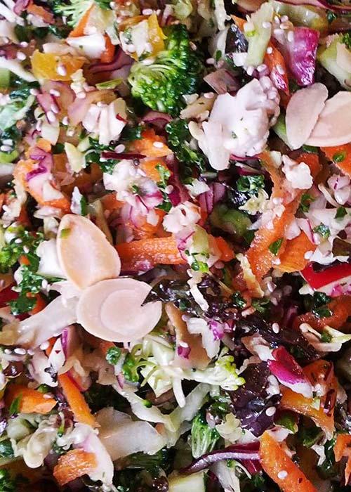 Nine Salad