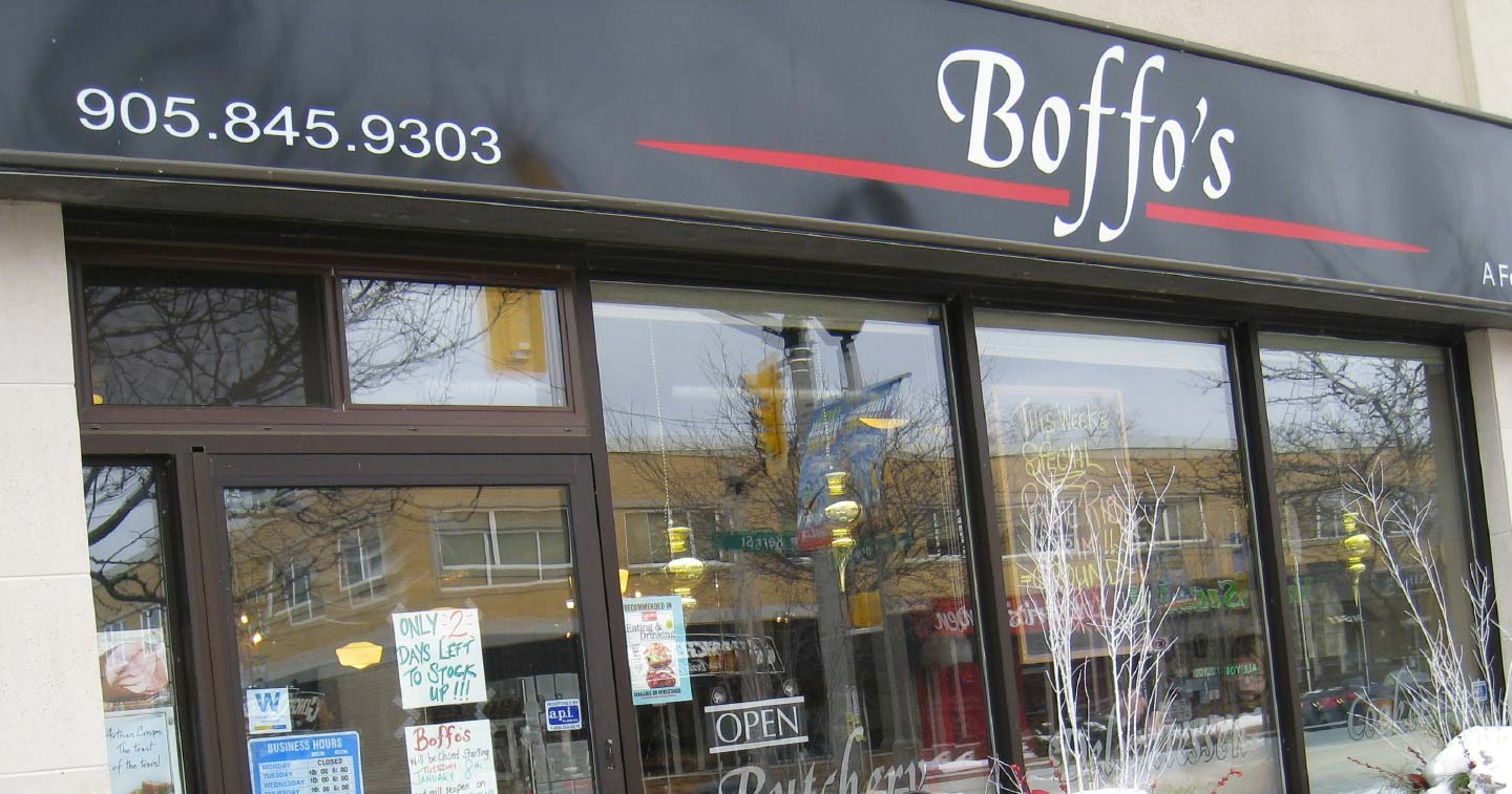 Boffo's Storefront