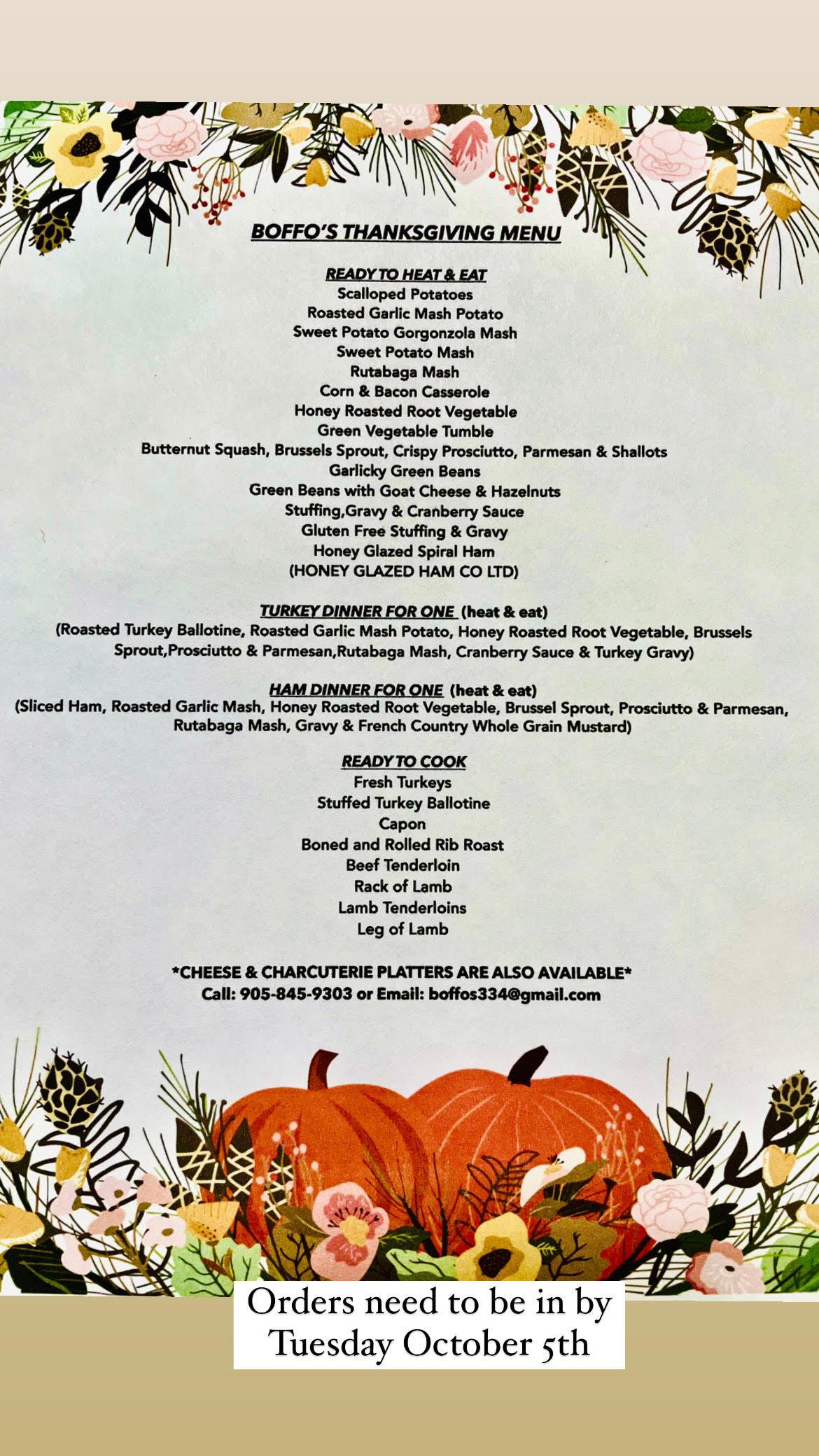 boffos-thanksgiving-menu